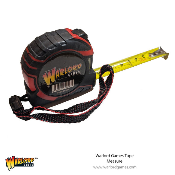Warlord Tools Tape Measure