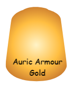 Auric Armour Gold Layer Paint