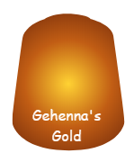 Gehenna's Gold Layer Paint