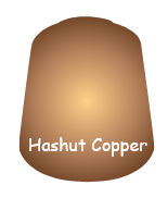 Hashut Copper Layer Paint