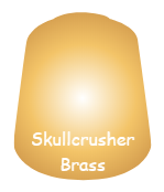 Skullcrusher Brass Layer Paint