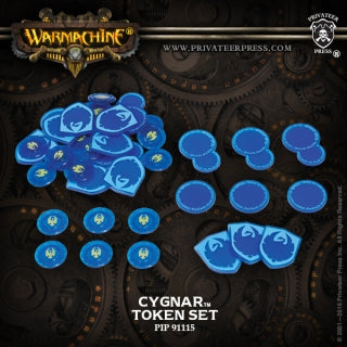 Cygnar Token Set (PIP 91115)