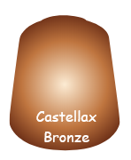 Castellax Bronze Layer Paint