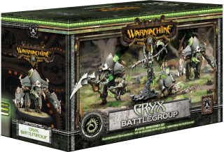 Cryx Battlegroup Starter Box (4) (PIP 34127)