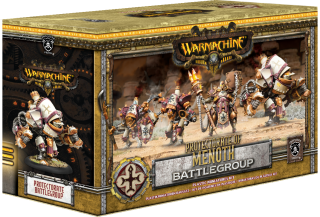 Protectorate of Menoth Battlegroup Starter Box (4) (PIP 32117)