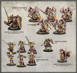 Protectorate of Menoth Exemplar Theme Force Box (PIP 32133)