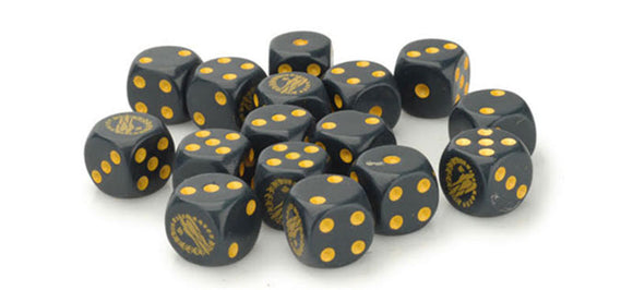 Flames of War Late War German Fallschirmjager Dice (GE906)