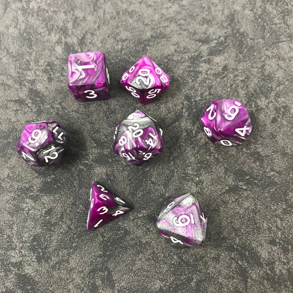 Amethyst Mist Poly Set
