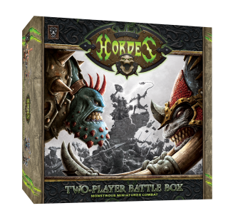 Hordes 2 PLAYER BATTLEBOX (PIP 70002)
