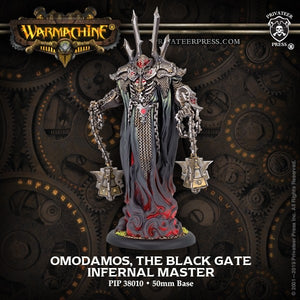Infernal Master Omodamos, The Black Gate (PIP 38010)