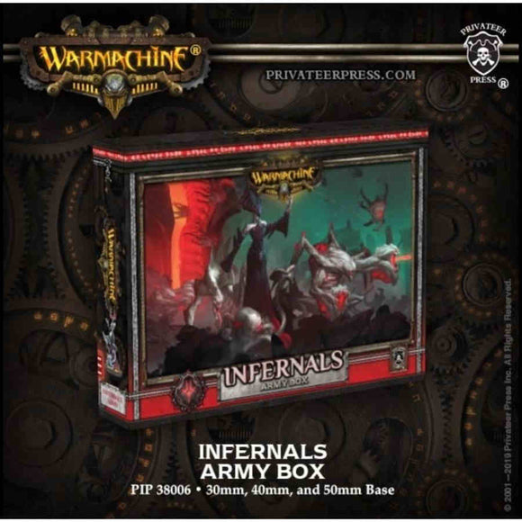 Infernal Army Box (PIP 38006)