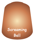 Screaming Bell Base Paint