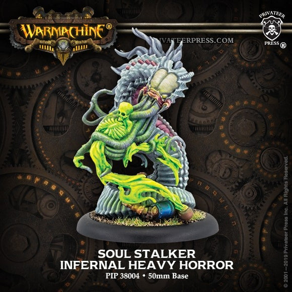 Infernal Heavy Horror Soul Stalker (PIP 38004)