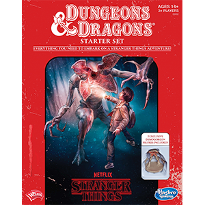 Dungeons & Dragons Stranger Things Starter Set