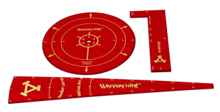 Khador Template Set (PIP 91132)