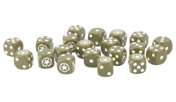 Flames of War American Dice (US906)