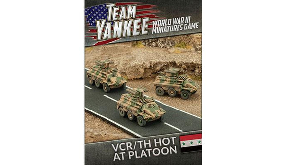 Team Yankee Iraqi VCR/TH HOT Anti-tank Platoon (TQBX02)