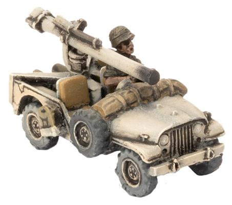 Team Yankee Iranian Anti-tank Jeep Group (TIR120)