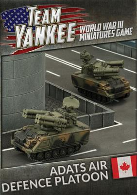 Team Yankee Canadian ADATS Air Defence Platoon (TCBX01)
