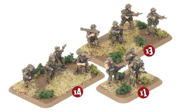 Team Yankee ANZAC Mechanised Platoon (TAU702)