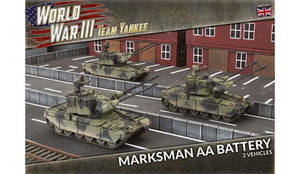 Team Yankee British Chieftain Marksman AA Battery (TBBX14)