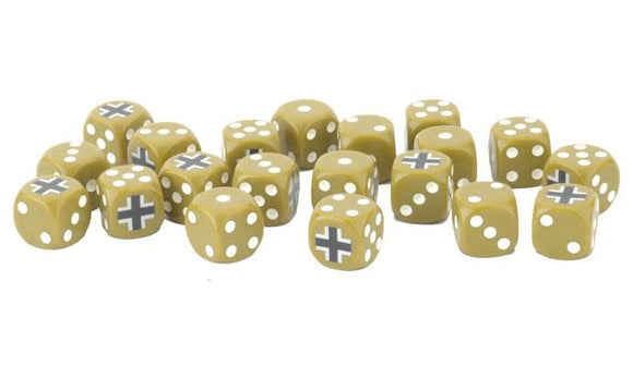 Flames of War German Dice (GE904)