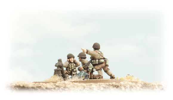 Flames of War Mid War American Mortar Platoon (US785)