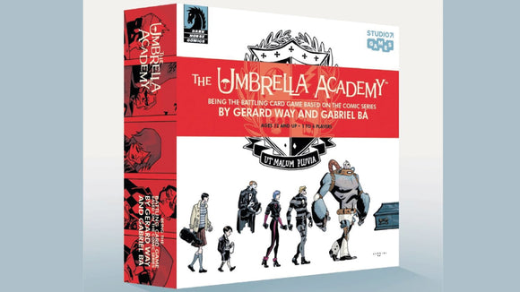 Umbrella Academy Boardgame