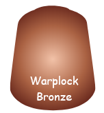 Warplock Bronze Base Paint