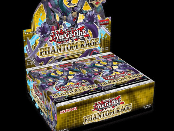 Yu-Gi-Oh! Phantom Rage Core Premiere - Pre Sale Event