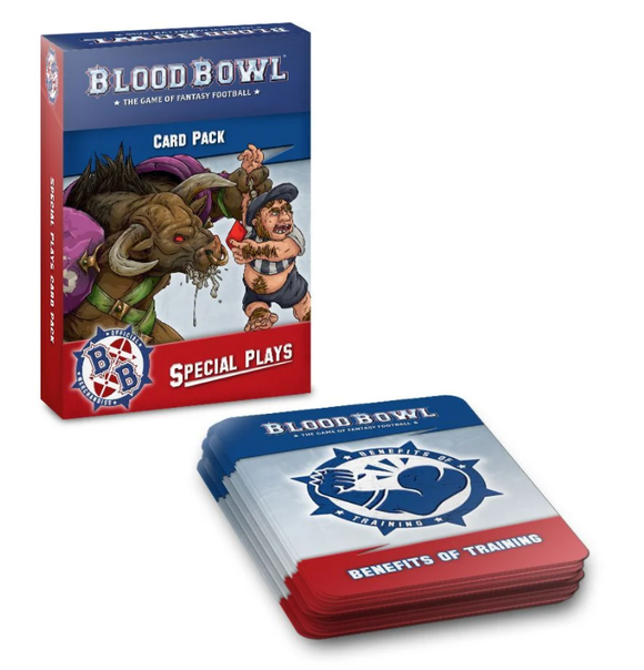 Blood Bowl Special Plays Card Pack
