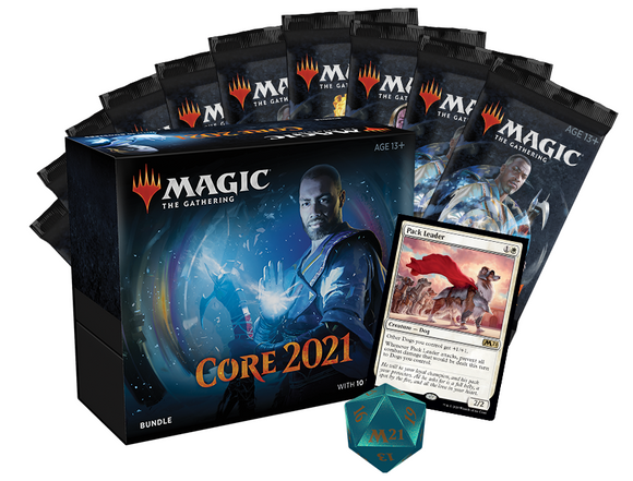 Magic: the Gathering Core Set 2021 Bundle (10 Boosters)