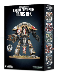 Imperial Knight Preceptor Canis Rex