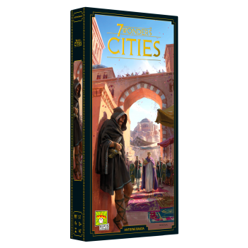7 Wonders 2nd Ed: Cites Expansion