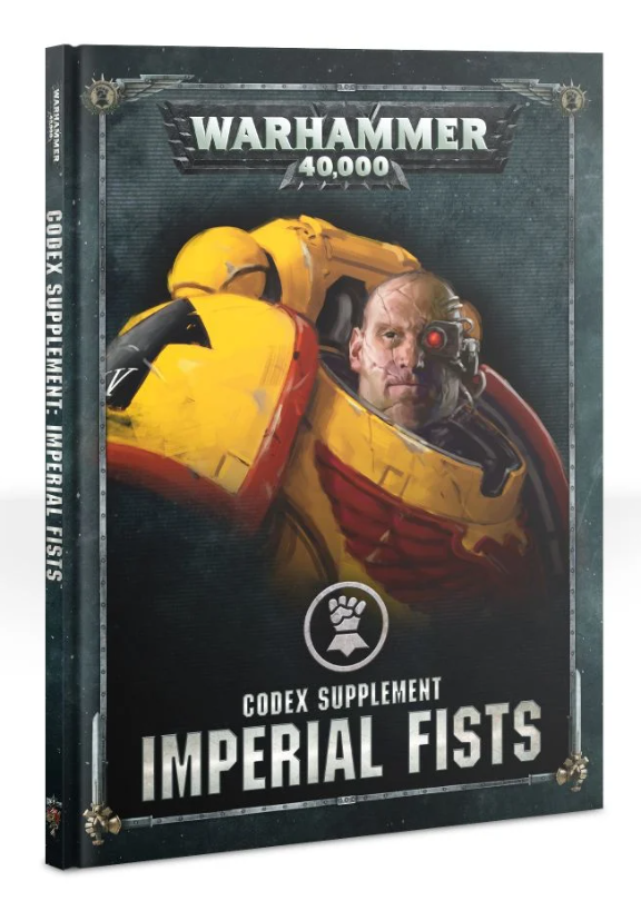 Codex Supplement Imperial Fists
