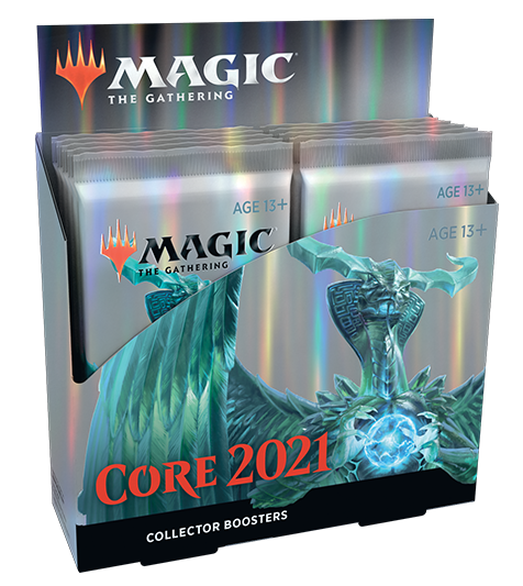 Magic: the Gathering Core Set 2021 Collector's Booster Pack
