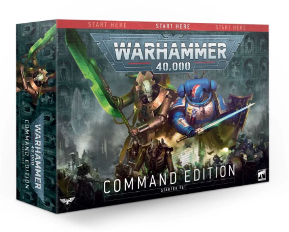 Warhammer 40,000 Command Edition