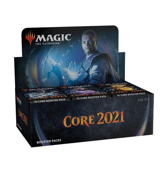 Core 2021 Booster Box