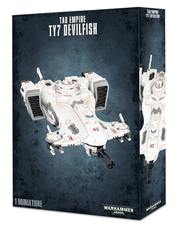 Tau Empire TY7 Devilfish