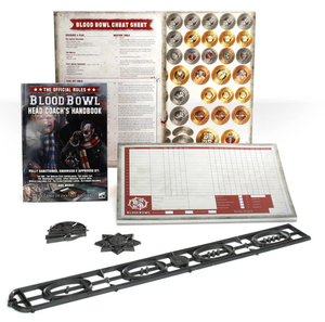 Blood Bowl Head Coach's Rules & Accessories Pack