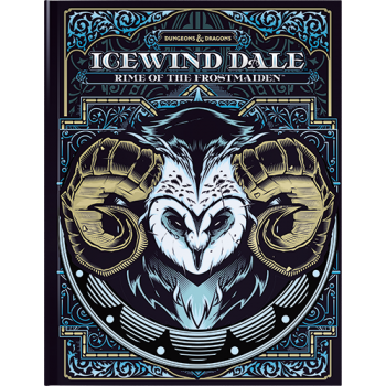 Dungeons & Dragons Icewind Dale: Rime of the Frostmaiden Limited Edition Alternate Cover (WPN Exclusive)