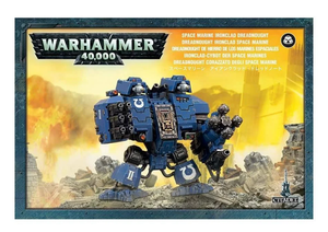 Space Marines Ironclad Dreadnought