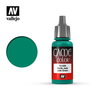Game Color Jade Green 72.026