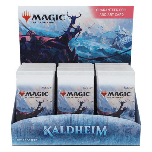 Kaldheim Set Booster Box (30 boosters)