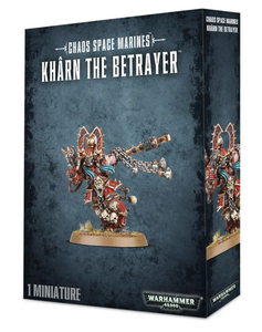 Chaos Space Marines Khârn the Betrayer