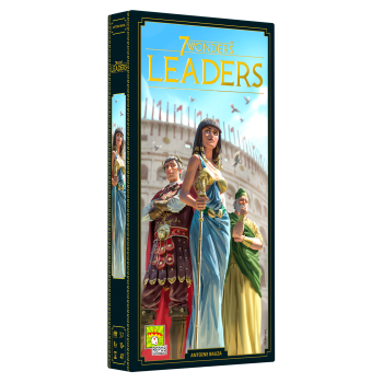 7 Wonders 2nd Ed: Leaders Expansion