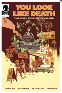 You Look Like Death: Tales from the Umbrella Academy #1