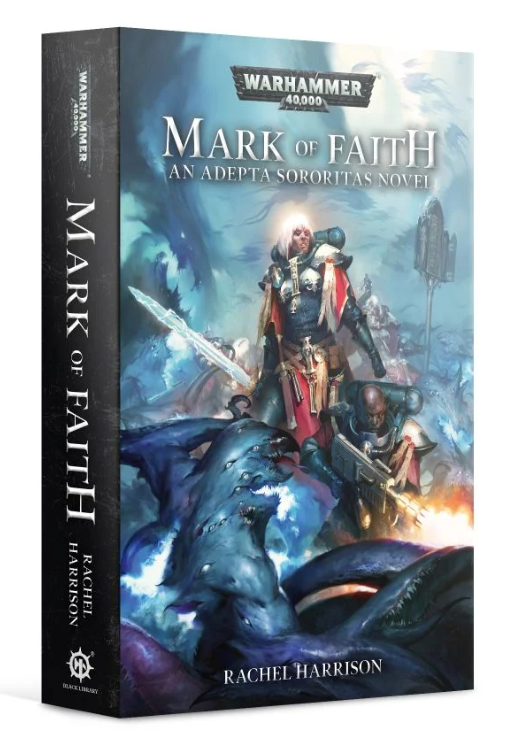Mark of Faith (Paperback)