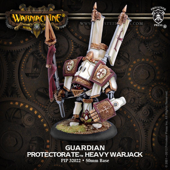 Protectorate of Menoth Guardian (PIP 32022)