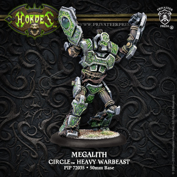 Circle Orboros Heavy Warbeast Megalith (PIP 72035)